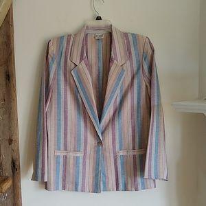Koret striped blazer jacket 12